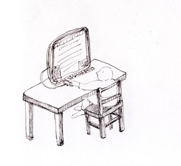 vida drawing copy
